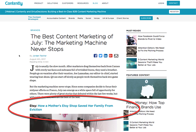 Best content marketing