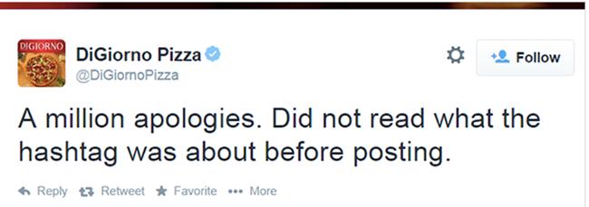 hashtag apology