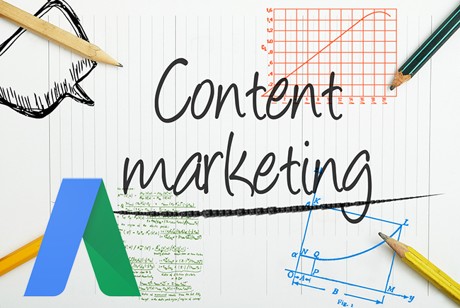AdWords data for content marketing