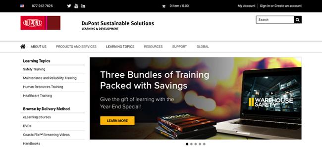 DuPont website