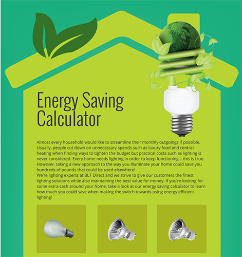 lightbulb calculator