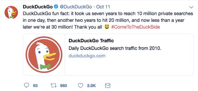 30 million searches.