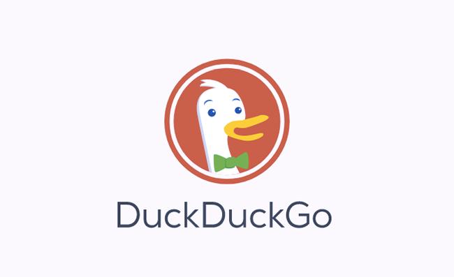 DuckDuckGo.