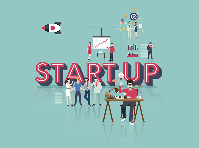 Startup.