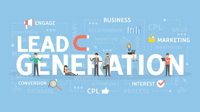 Lead Generation.