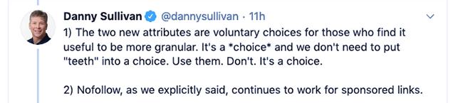 Danny Sullivan Twitter.