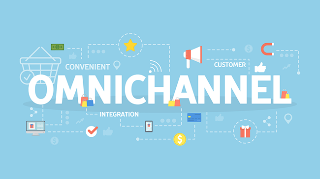 Omnichannel marketing.