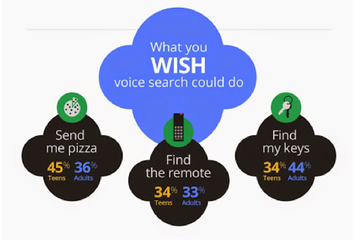 What do you wish voice search couldn do for you?