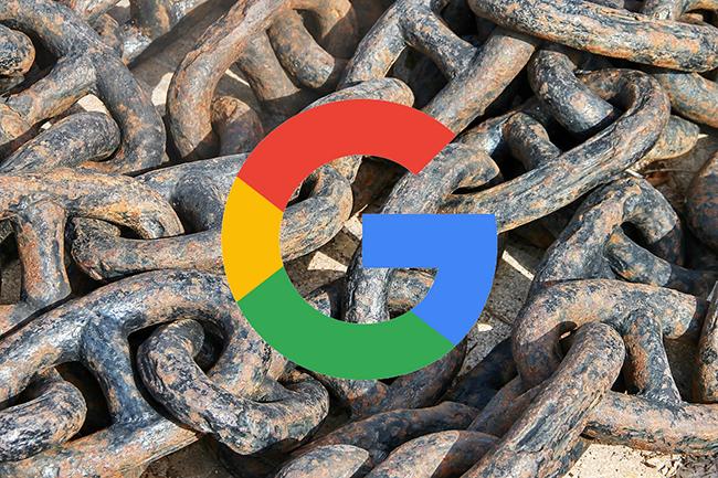 Google linkspam update.