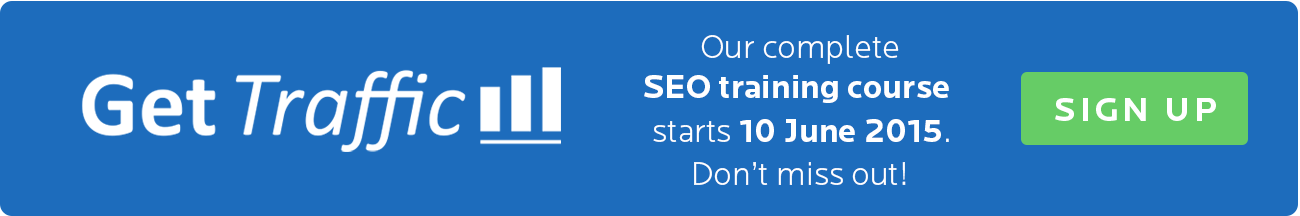 Get Traffic seo course Wordtracker