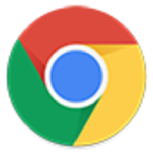 Thumb chrome icon