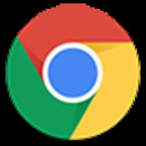 Thumb chrome icon