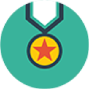 Thumb medal