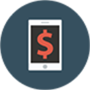 Thumb mobile dollar