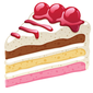 Thumb single cake