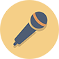 Thumb microphone