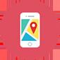 Thumb app map