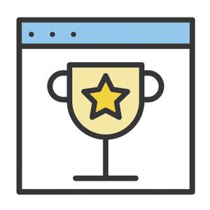 Thumb browser star cup