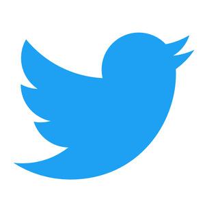 Thumb twitter icon